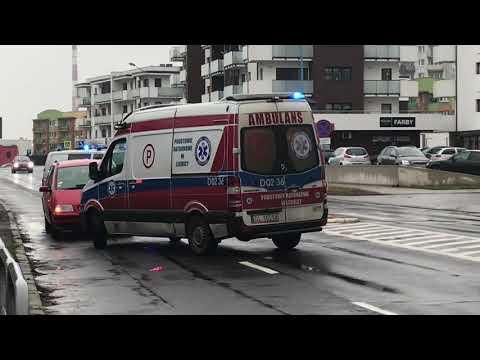Wideo: Potrącenie na pasach 10-letniego chłopca w Lubinie