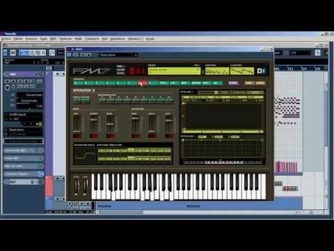 Instrumentos Virtuales | Native Instruments FM7 | Clases de Produccion Musical en Lima