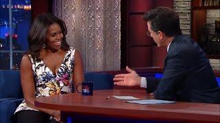 Video Michelle Obama's Post-White House Plans MP3, 3GP, MP4, WEBM, AVI, FLV Mei 2018