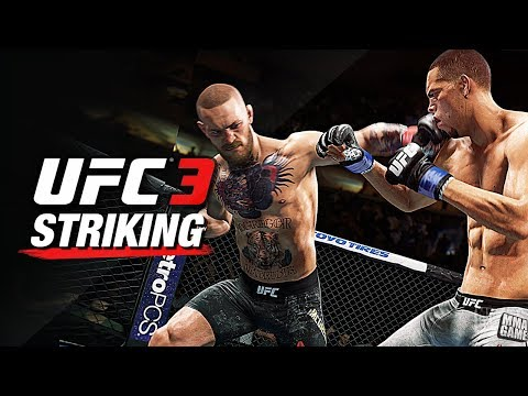 EA SPORTS UFC 3 ALL NEW in Depth Striking System INFO! (видео)