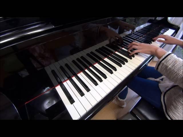「ワルツ第15番(ブラームス)」~おとなのためのピアノ曲集・クラシック1