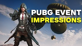 PUBG: First Impressions of the Metal Rain Event by IGN