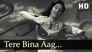 Tere Bina Aag Ye Chandni - Awara Old Hindi Video Song