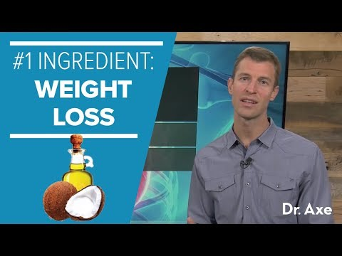 How To Lose Weight With This #1 Ingredient – Dr. Josh Axe