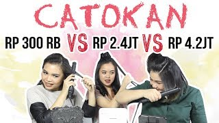 Video Battle of Catokan: Mahal vs Murah! MP3, 3GP, MP4, WEBM, AVI, FLV Januari 2019