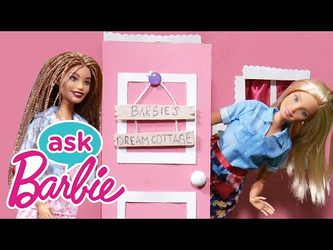Ask Barbie About Fairy Tales! | @Barbie