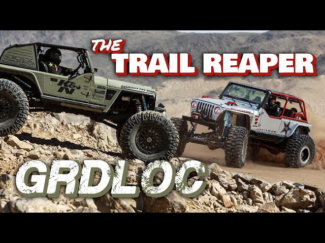 Taking on the Hammers with GRDLOC and The Trail Reaper