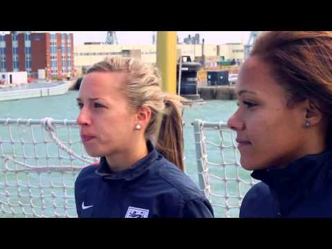 GRFS exclusive interview with England Ladies'  Alex Scott and Jordan Nobbs