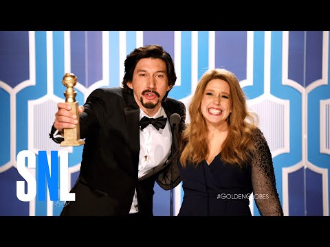 Saturday Night Live Golden Globes