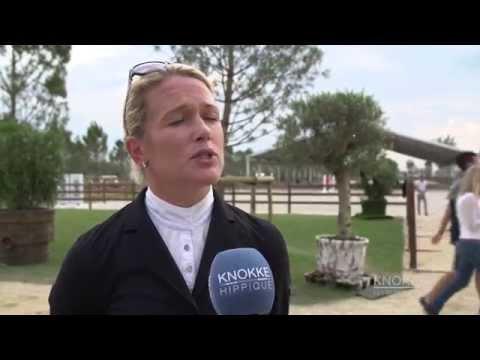 Laura Renwick about her winning Future Star horse MHS Washington
