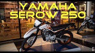 8. Yamaha Serow 250 2019 Walkaround