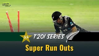 Pakistan vs New Zealand T20I series: Confusion Between The Wickets