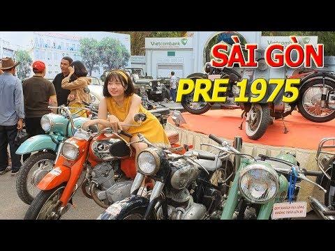 SÀI GÒN hoài niêm PRE1975 - Lễ hội 200 siêu xe THẾ KỶ TRƯỚC tại đầm sen I cuộc sống sài gòn - Thời lượng: 22 phút.