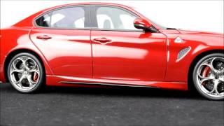 BBR | CONCEPT 18 Alfa Romeo Giulia Quadrifoglio