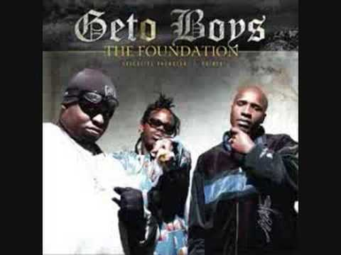 ����� Geto Boys - The Secret