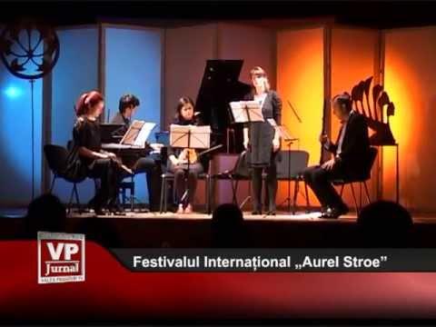 "Festivalul Internațional ""Aurel Stroe"""