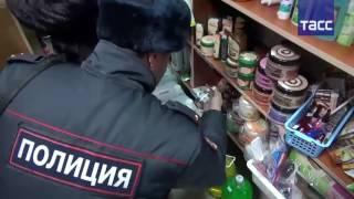 В Тюмени изъяли 15 тыс. литров спиртосодержащей жидкости