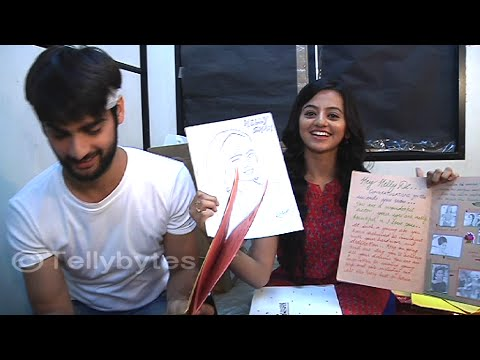 Helly and Varun Gift Segment