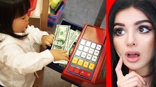 Video CHEAPEST FAMILY HAS KIDS MAKE MONEY MP3, 3GP, MP4, WEBM, AVI, FLV Juni 2019