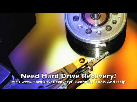 Hard Drive Recovery Solutions