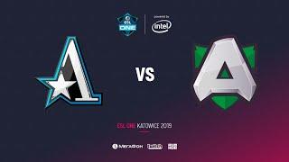 Team Aster vs Alliance, ESL One Katowice 2019, bo2, game 1, [Lum1Sit]
