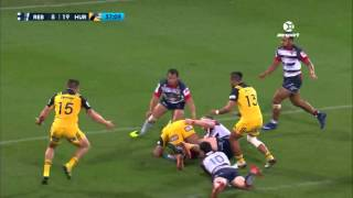Hurricanes v Rebels Rd.8 2016 | Super Rugby Video Highlights