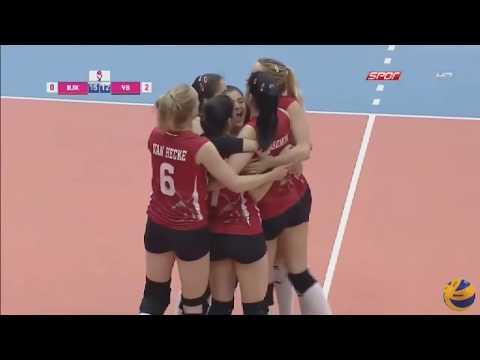 Vakifbank vs Besiktas | 29 Mar 2017 | Turkish Women's Volleyball League 2016/2017