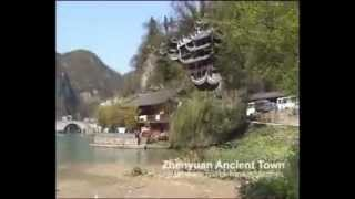 Zhenyuan (Guizhou) China  city images : Zhenyuan Ancient Town.mpg