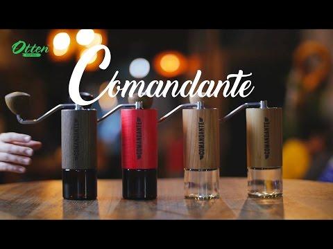 BEST MANUAL HAND COFFEE GRINDER - COMANDANTE