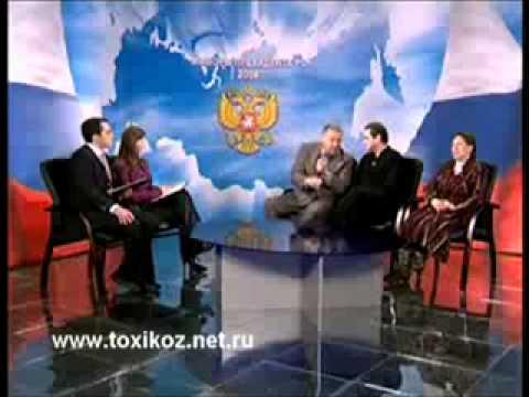 Władimir Żirinowskij w debacie z