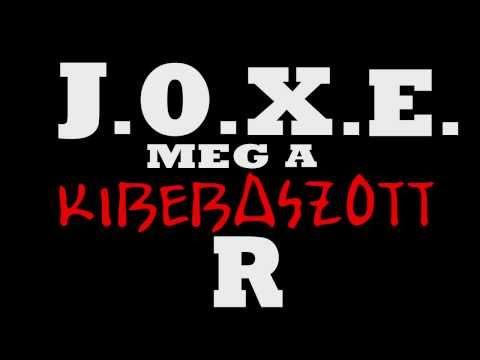 Kibabaszott (official lyrics video)
