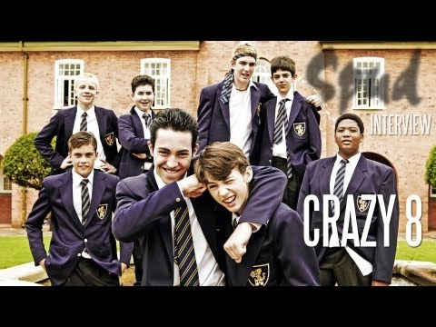 Spud: The Movie - Crazy 8 Interview