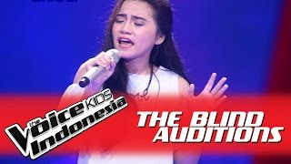 "Video Dalilah ""Bawalah Cintaku"" I The Blind Auditions I The Voice Kids Indonesia GlobalTV 2016 MP3, 3GP, MP4, WEBM, AVI, FLV Desember 2018"