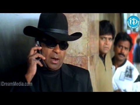 Vamshi Movie - Brahmanandam, Mahesh Babu, Ali, Tanikella Bharani  Funny Scene