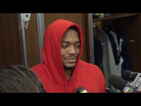 Video: Trey Flowers addresses media after Patriots playoff win over Chargers