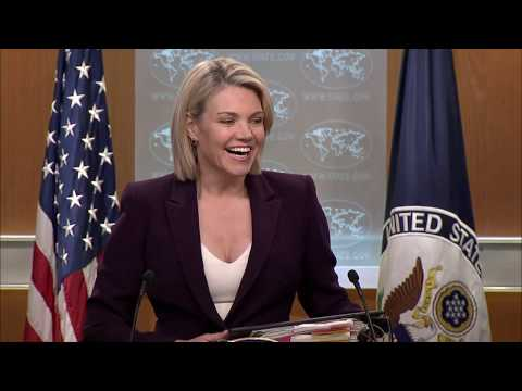 Department Press Briefing - March 20, 2018