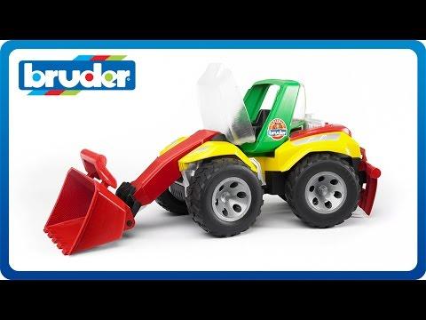 Машинка Bruder Погрузчик большой(серия Roadmax)