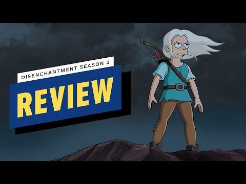 Disenchantment Season 2 Review