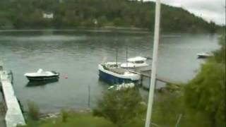 Timelapse By Remote Webcam: Sjovik, Norway