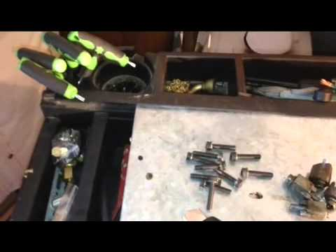 Transmission repair on Mercedes ml430 part 2
