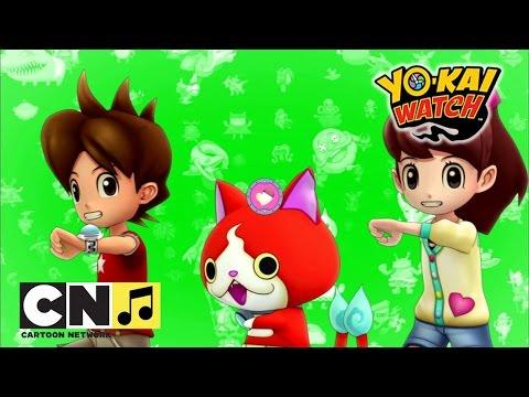 Baila la coreografía de Yo-Kai Watch | Yo-Kai Watch | Cartoon Network