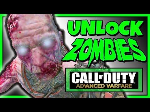 comment debloquer exo zombie