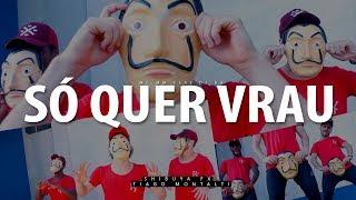 image of SÓ QUER VRAU (La Casa de Papel) - Mc MM feat. DJ RD I Coreógrafo Tiago Montalti