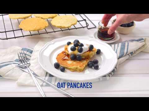 Oat pancakes thumbnail 2