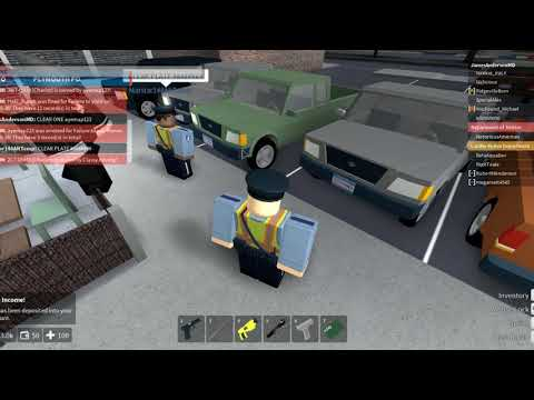 ROBLOX | Mayflower | Plymouth Police Department | Special Protection!