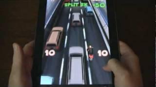 Lane Splitter YouTube video