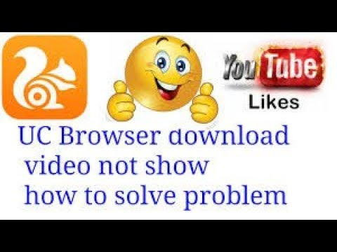 Video How to Enable Download option on uc browser 2017 || Download videos legally from uc browser 2018 download in MP3, 3GP, MP4, WEBM, AVI, FLV January 2017
