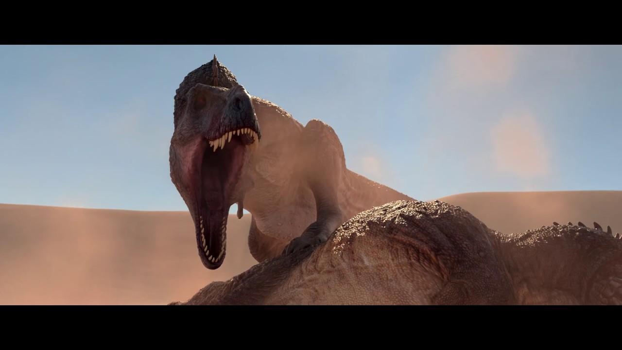 Jurassic Games - Trailer