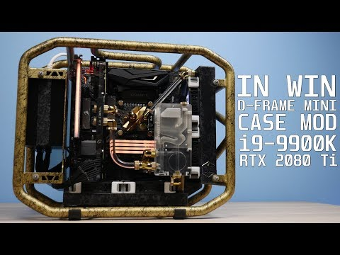 Project Shady Rebuild - In Win D-Frame Mini Case Mod