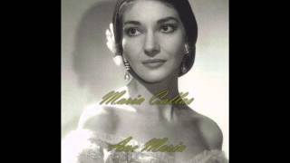Video Maria Callas - Ave Maria MP3, 3GP, MP4, WEBM, AVI, FLV Juli 2018